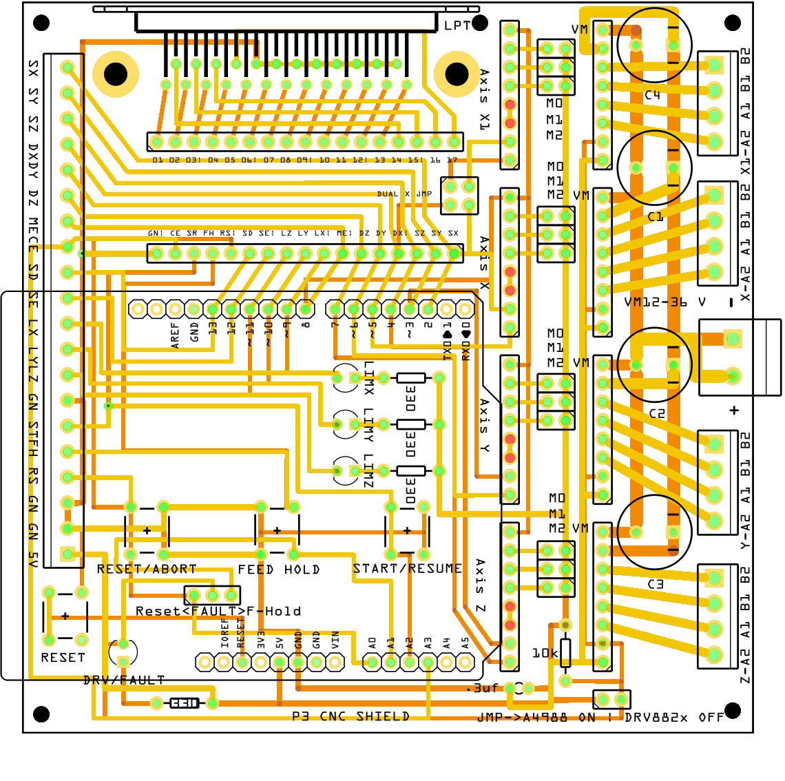 CNCshield arduino mega 2650 pinout question? � issue 390 � grbl grbl � github ciclop 3d scanner arduino uno/cnc shield v3 wiring diagram at readyjetset.co